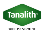 Tanalith wood preservative